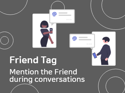 Read more about the article Friend Tag