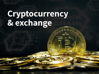 Read more about the article Cryptocurrency & exchange
